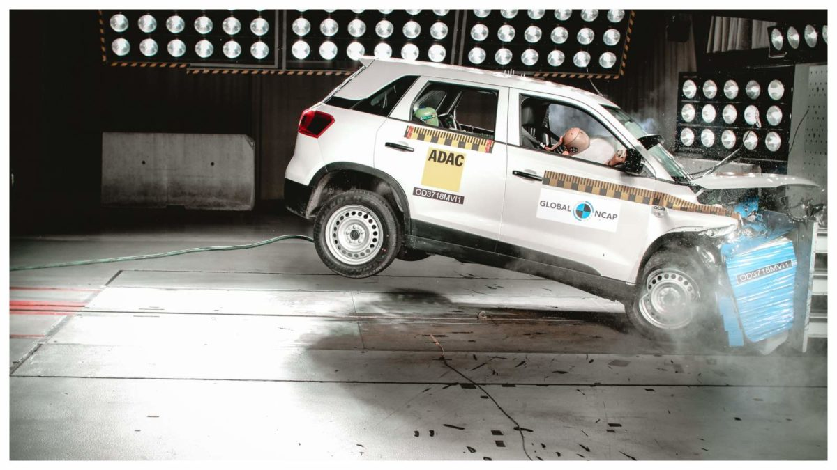 vitara crash test