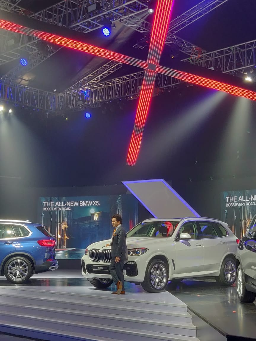 2019 BMW X5 INdia Launch