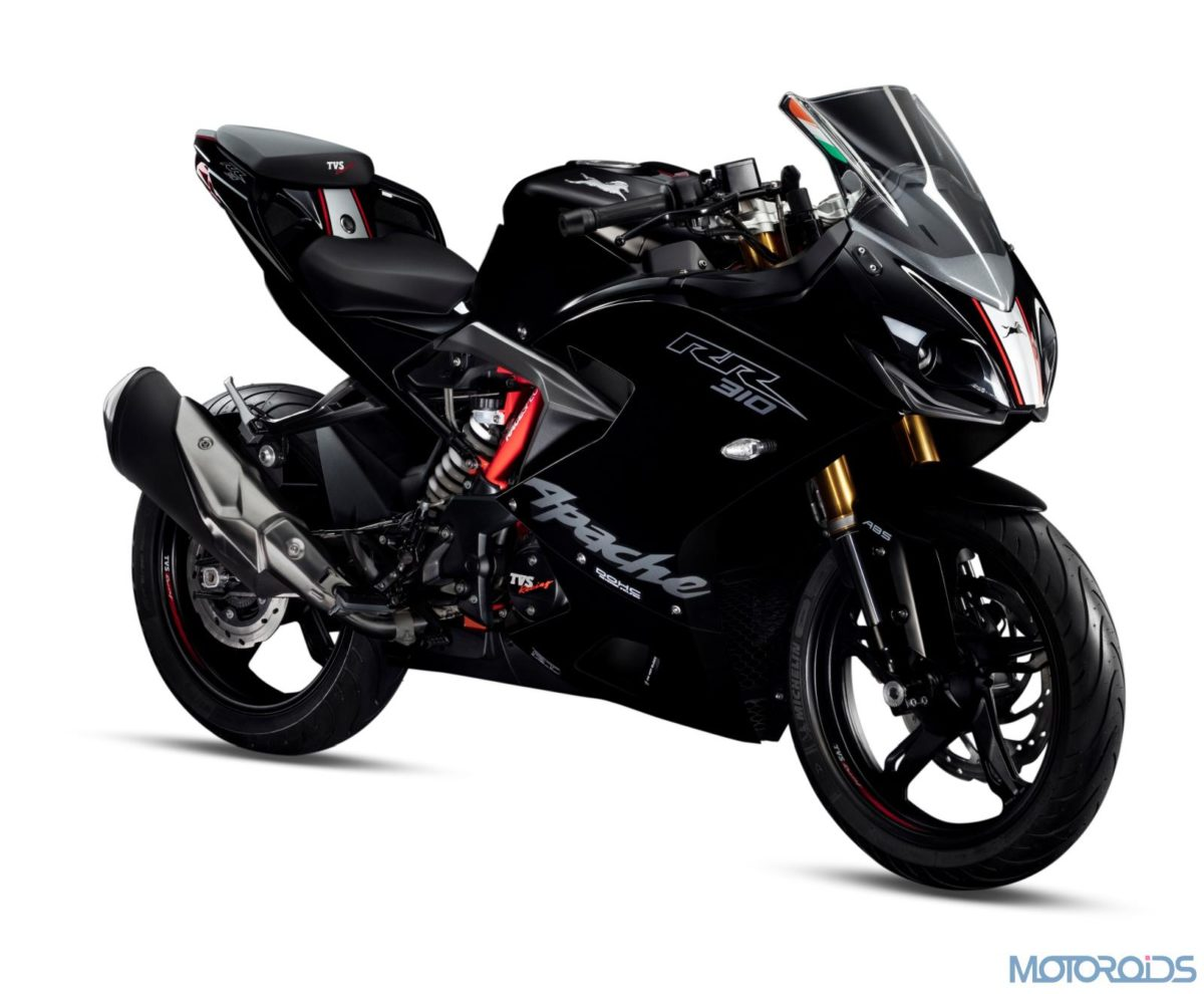 2019 TVS Apache RR 310 With Slipper clutch