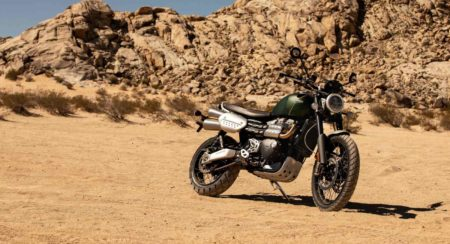 2019 Triumph Scrambler 1200 XC Launched At INR 10.73 Lakh