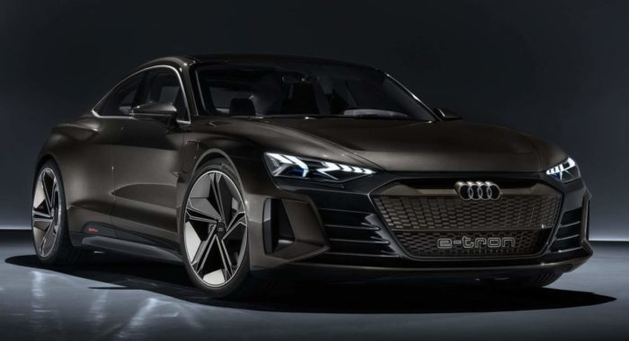 Avengers Endgame Starrer Audi E-Tron GT Is A 590 HP Green ...