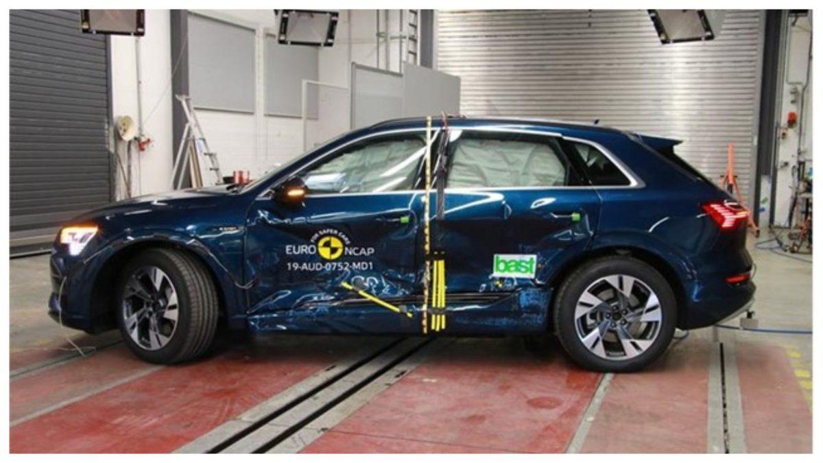 Audi E Tron NCAP 4