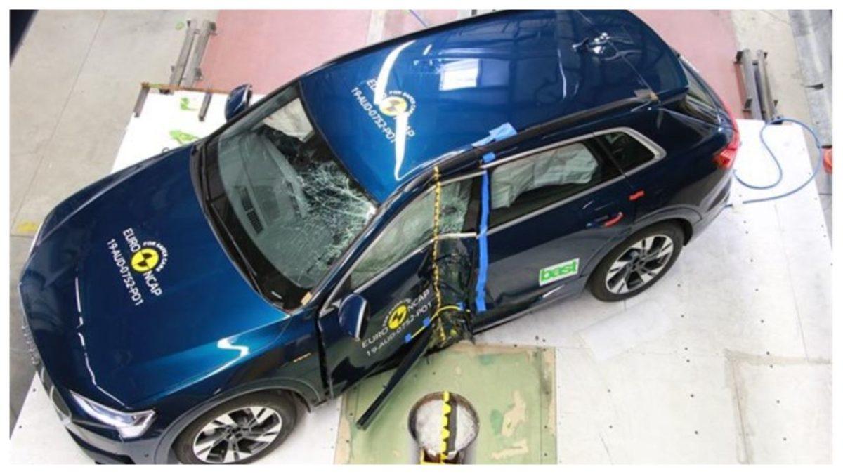 Audi E Tron NCAP 7