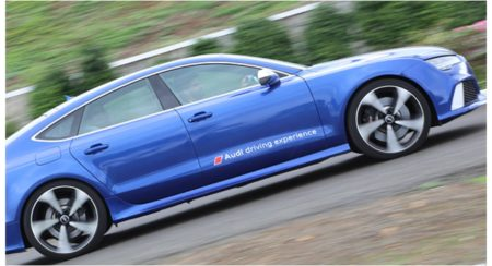 Audi Weekender Programme
