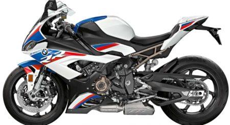 BMW 2019 S1000RR side profile