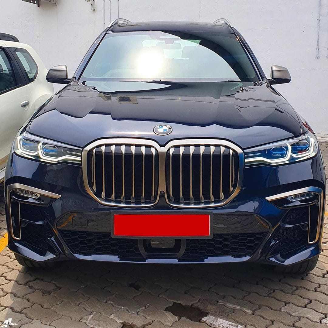 BMW X7 India Spec dead front
