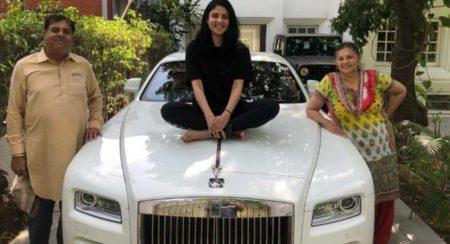 Badshah gets a Rolls Royce Wraith