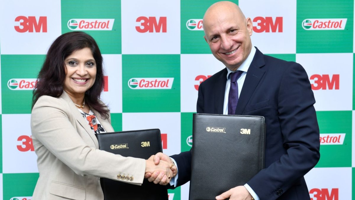 Castrol and 3M india (1)