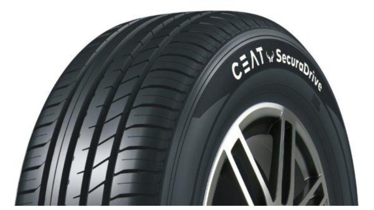 Ceat tyre for venue