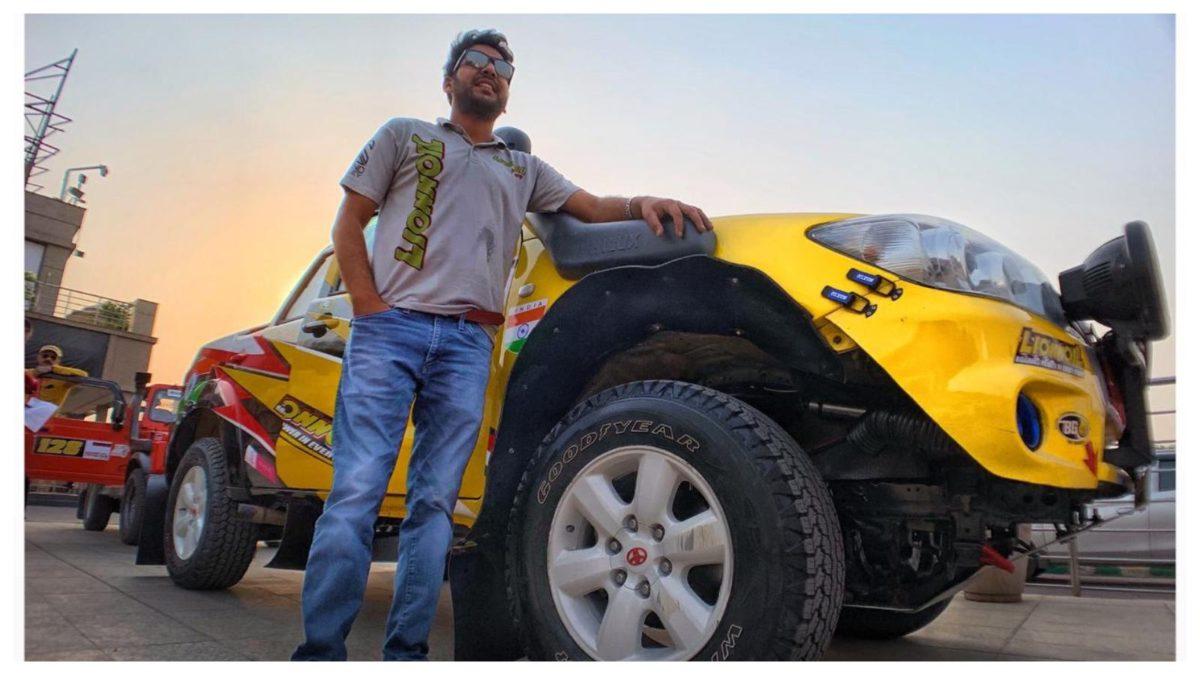 Desert Storm Rally 4