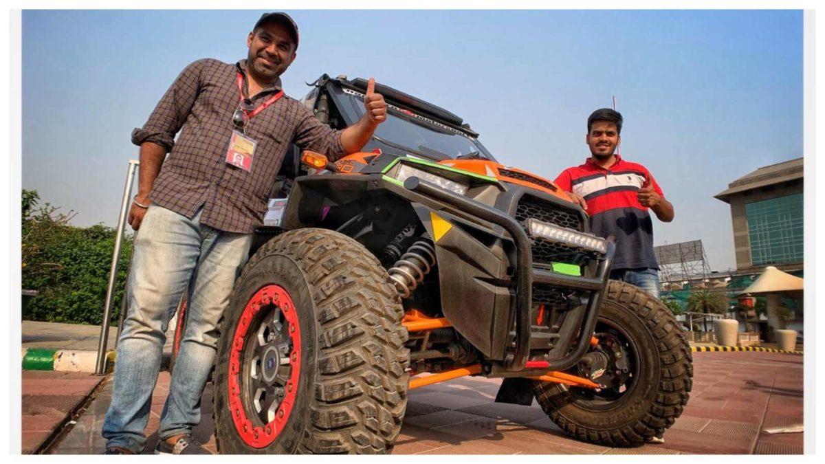 Desert Storm Rally 5