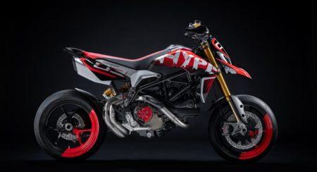Ducati Hypermotard 950 Concept side