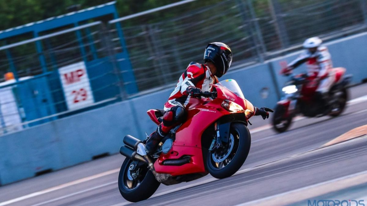 Ducati Rider Training
