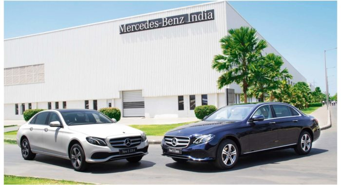 Mercedes-Benz Launch The First Ever 'Made in India' BS-VI ...