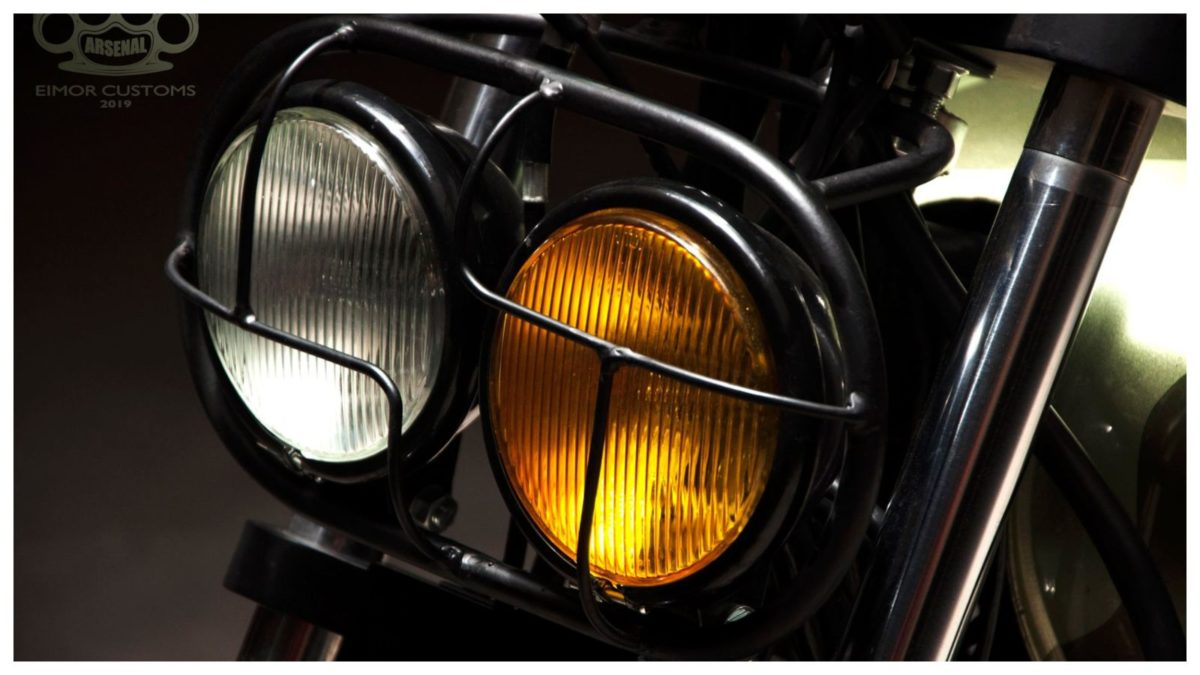 Eimor 500 headlamps