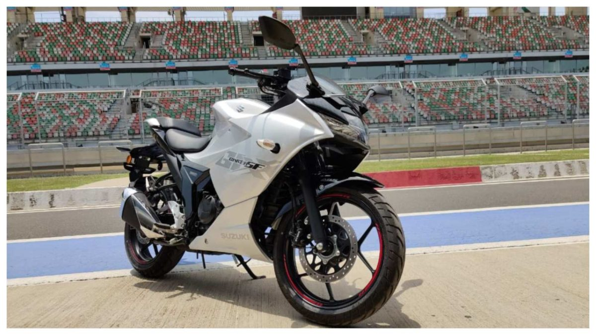 Featured image gixxer SF 155