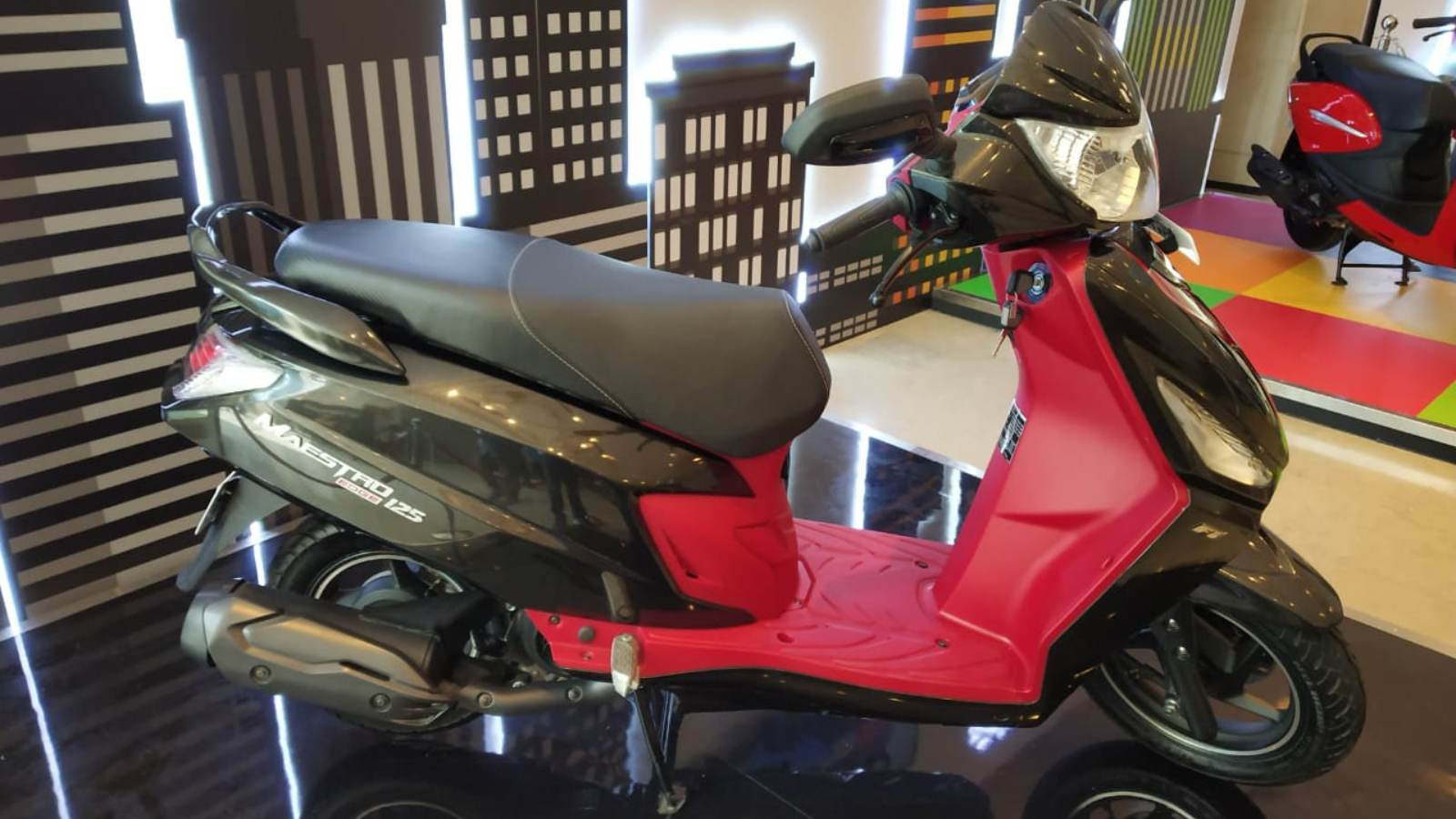Hero Maestro Edge 125 Launched With A Starting Price Of Inr