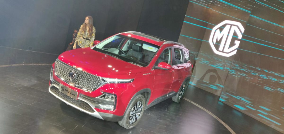 MG Hector Global Unveil (39)