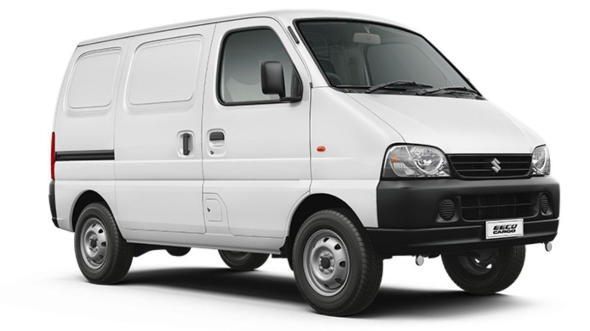 Maruti Suzuki Eeco Cargo Side
