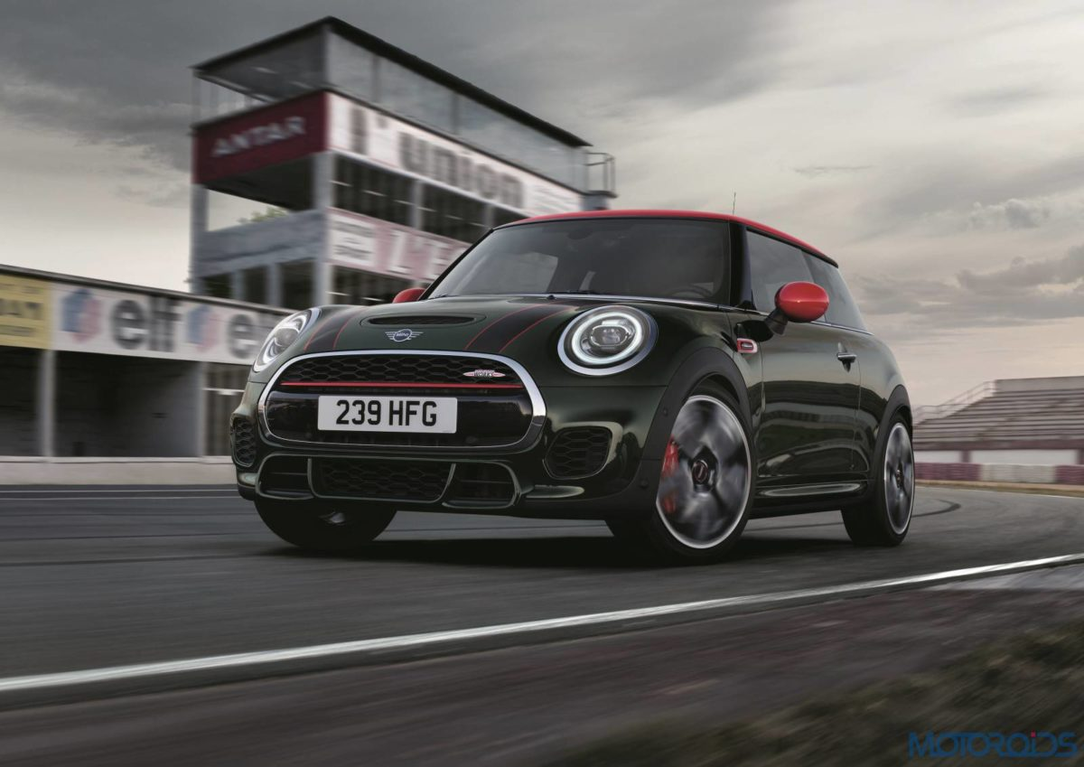 Mini John Cooper Works First Drive India Review (1)