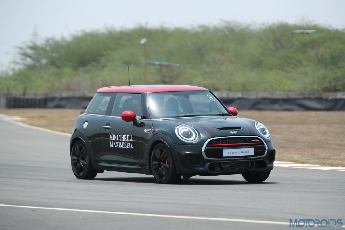 Mini John Cooper Works First Drive India Review (14)