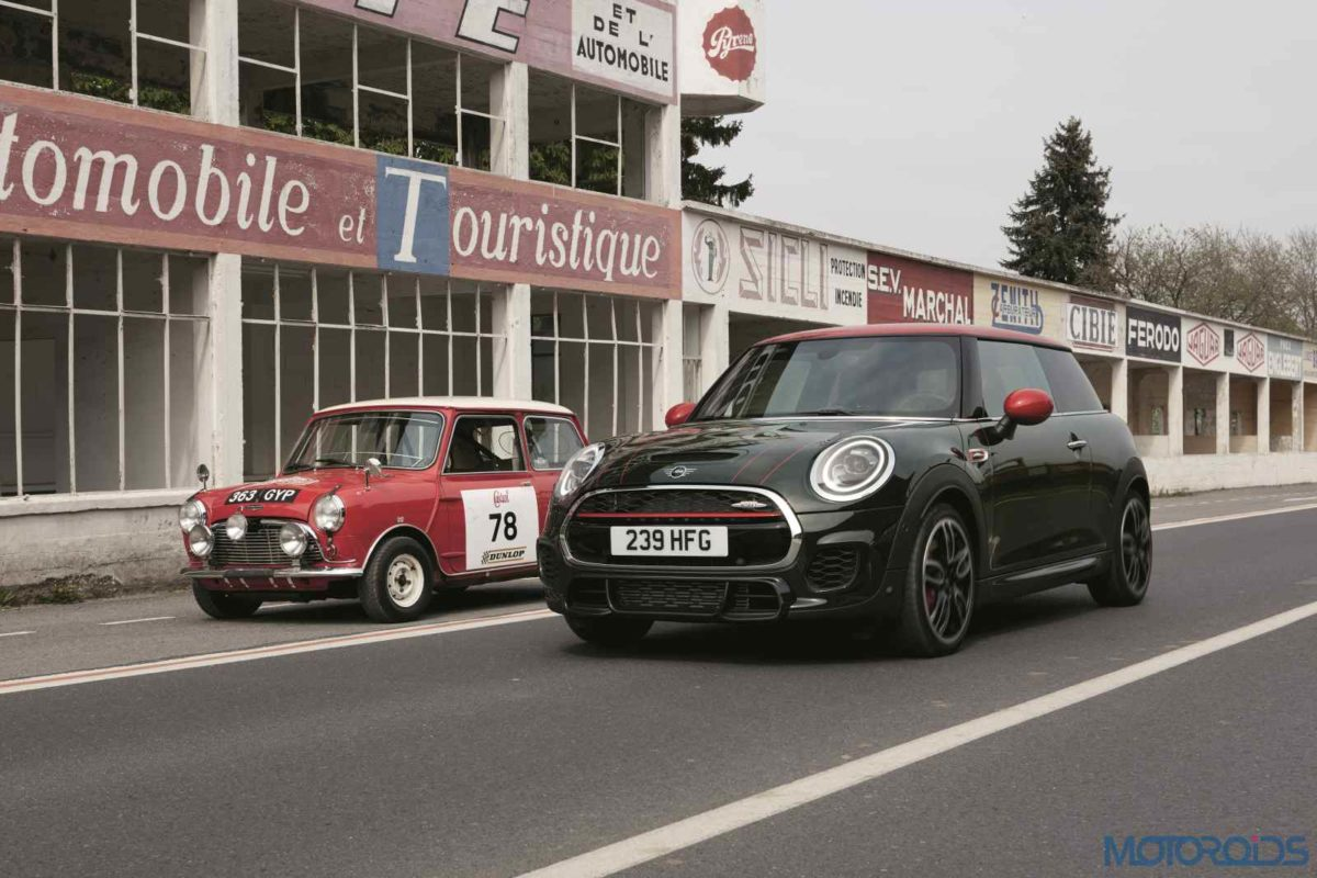 Mini John Cooper Works First Drive India Review (15)