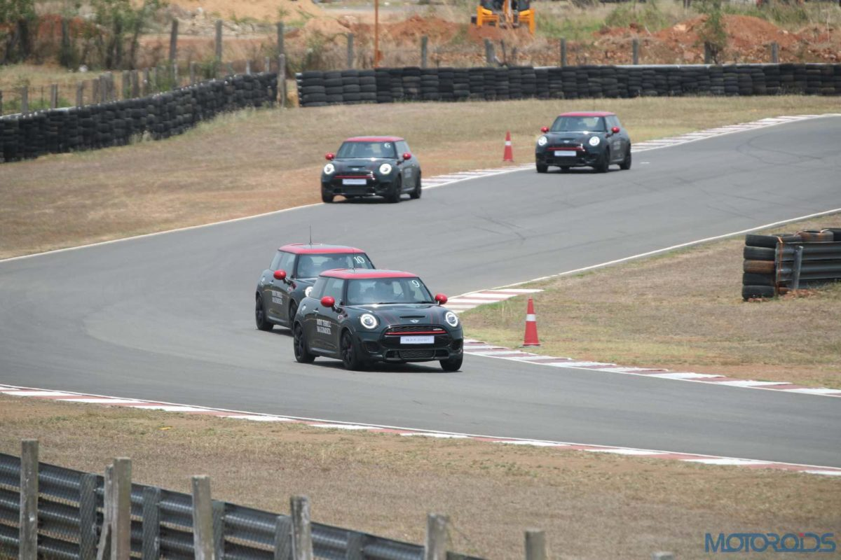 Mini John Cooper Works First Drive India Review (5)