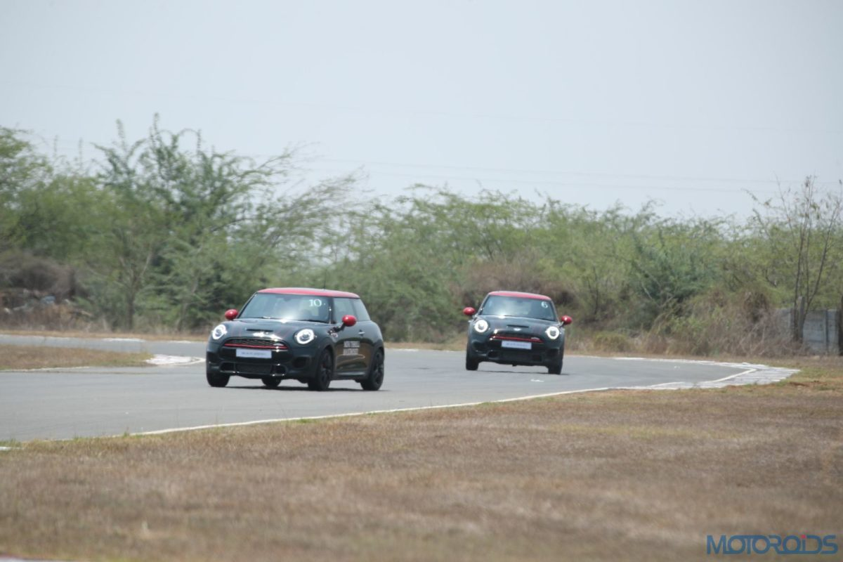 Mini John Cooper Works First Drive India Review (7)