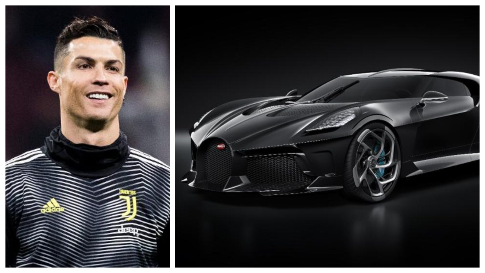 Rumour Mill Is Cr7 The Exclusive Owner Of The New Bugatti La Voiture Noire Motoroids