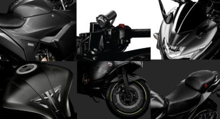 Suzuki Gixxer SF and Gixxer SF 250 Accessories