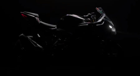 TVS APache RR 310 Version 2.0