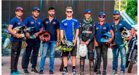 TVS Racing at Desert Storm 2019 2