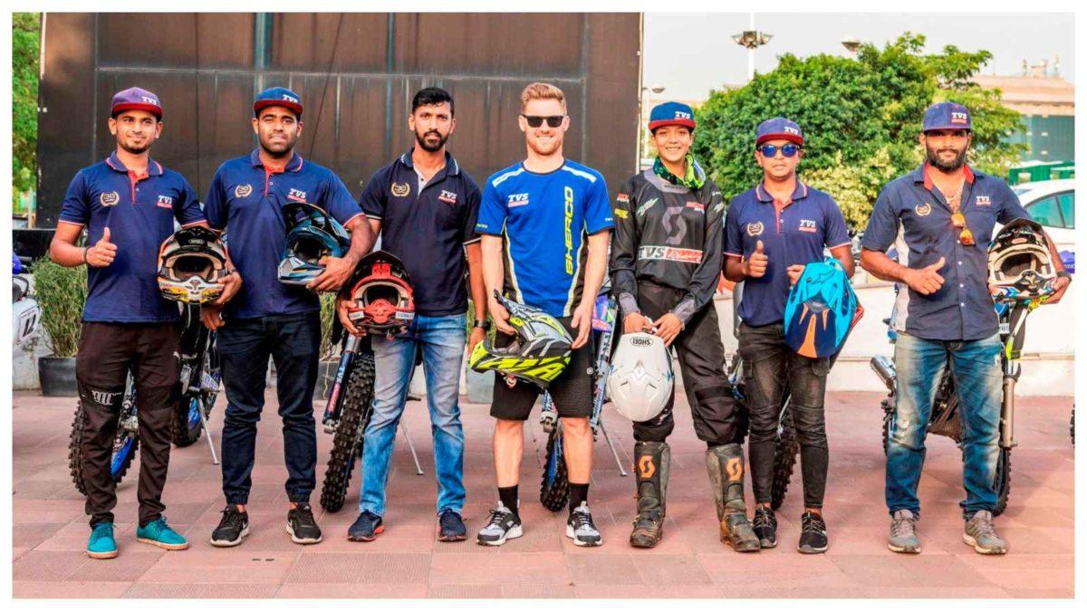 TVS Racing at Desert Storm 2019 3
