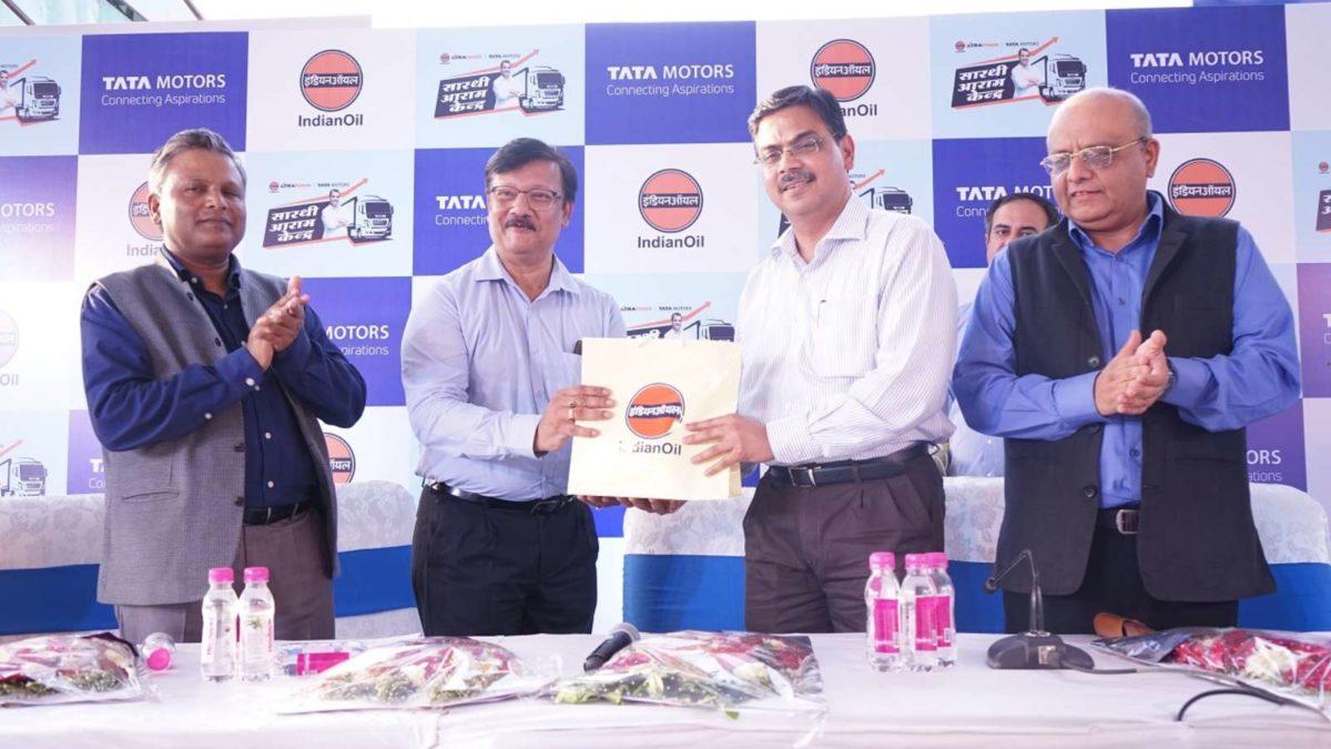 Tata Motors & IOCL collaborate for Saarthi Aaram Kendra