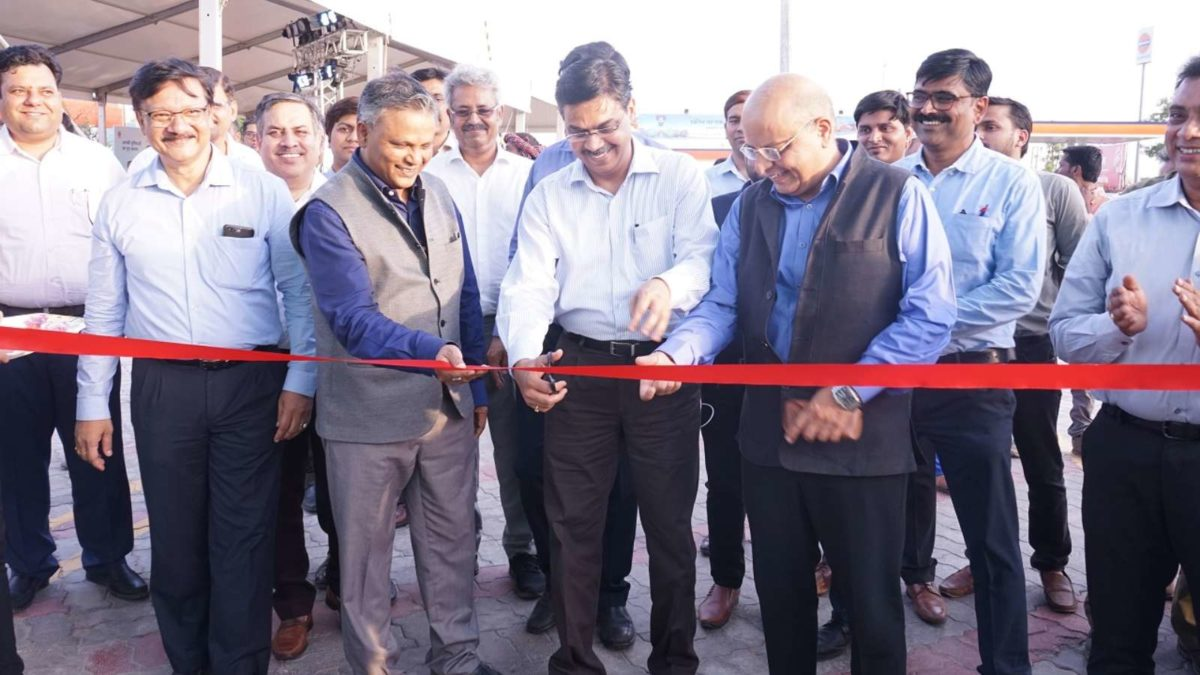 Tata Motors & IOCL collaborate for Saarthi Aaram Kendra ribbon cutting