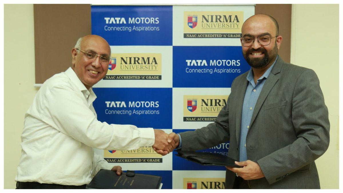 Tata Nirma University Partnership