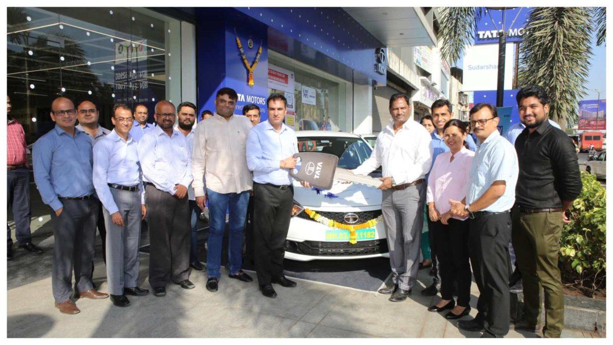 Tata Tigor EVs in Mumbai