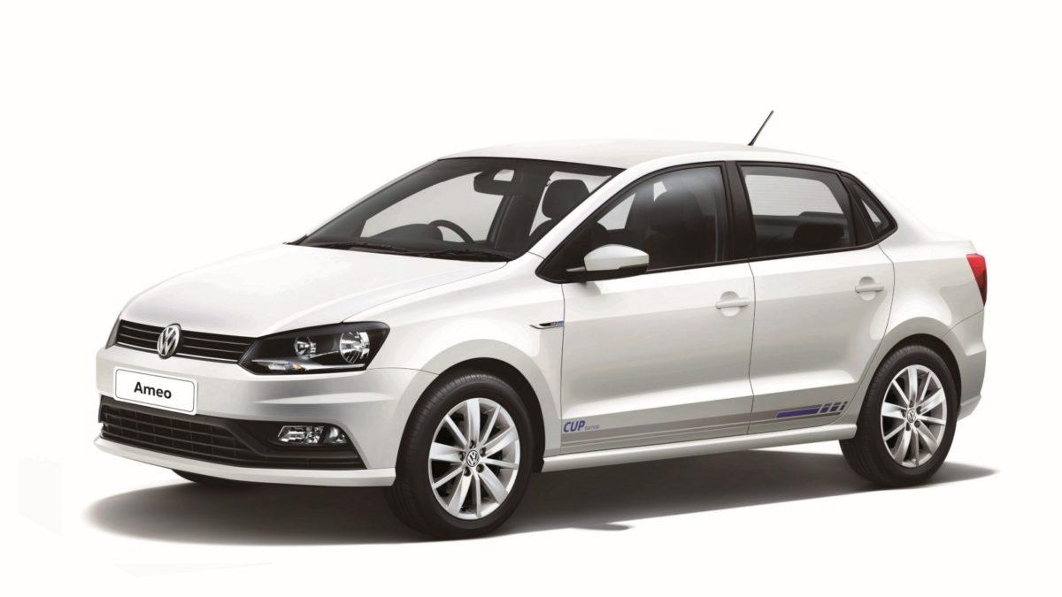 Volkswagen Ameo Cup Edition
