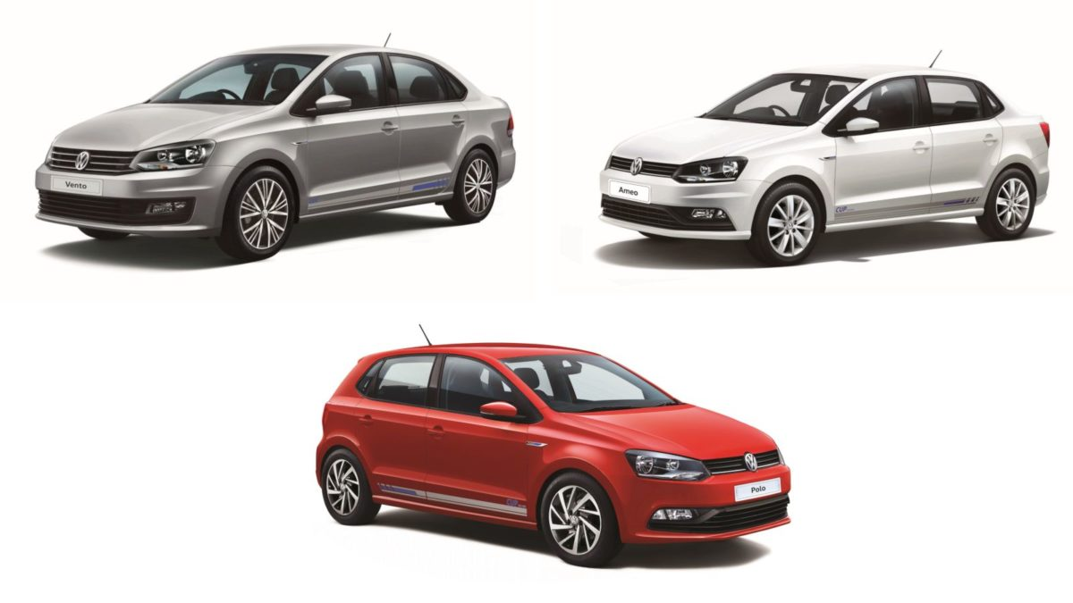 Volkswagen Cup Editions