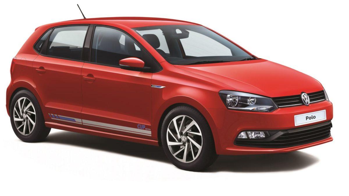 Volkswagen Polo Cup Edition