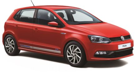 Volkswagen Polo Cup Edition