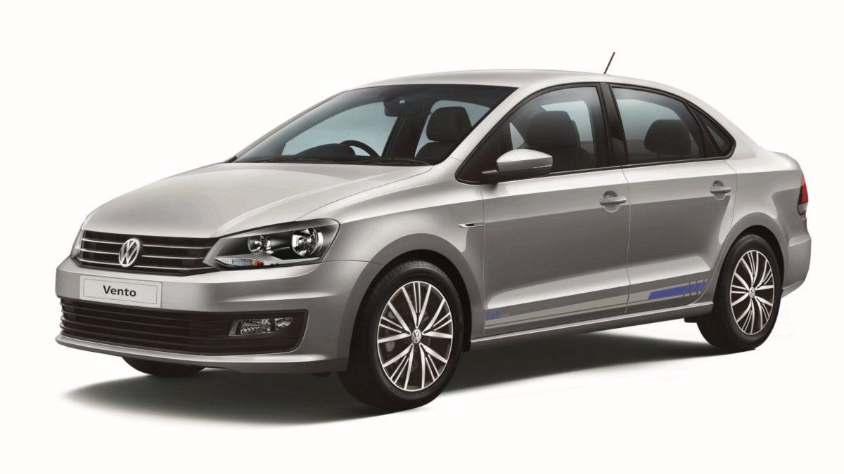 Volkswagen Vento Cup Edition