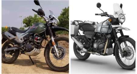 Paper Fight: Hero XPulse 200 Vs Royal Enfield Himalayan
