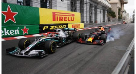 monaco race 2019