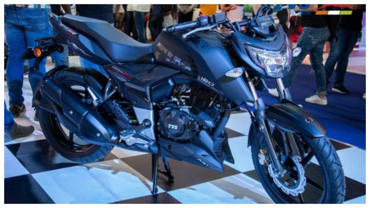 Tvs apache carbon edition