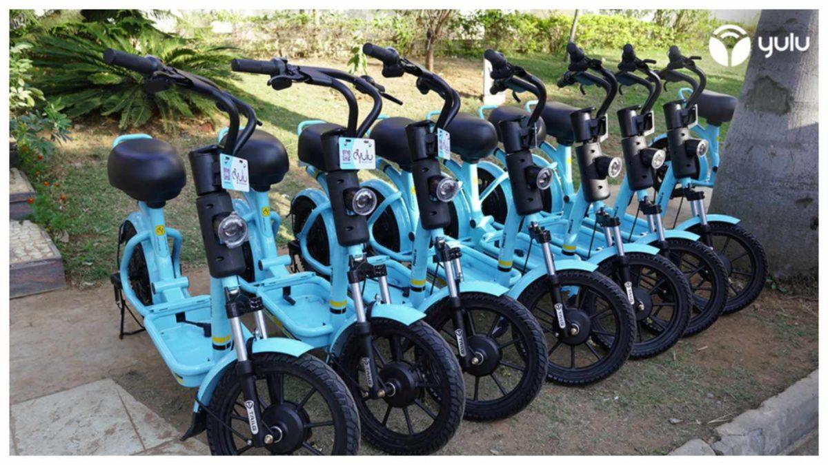 yulu cycles