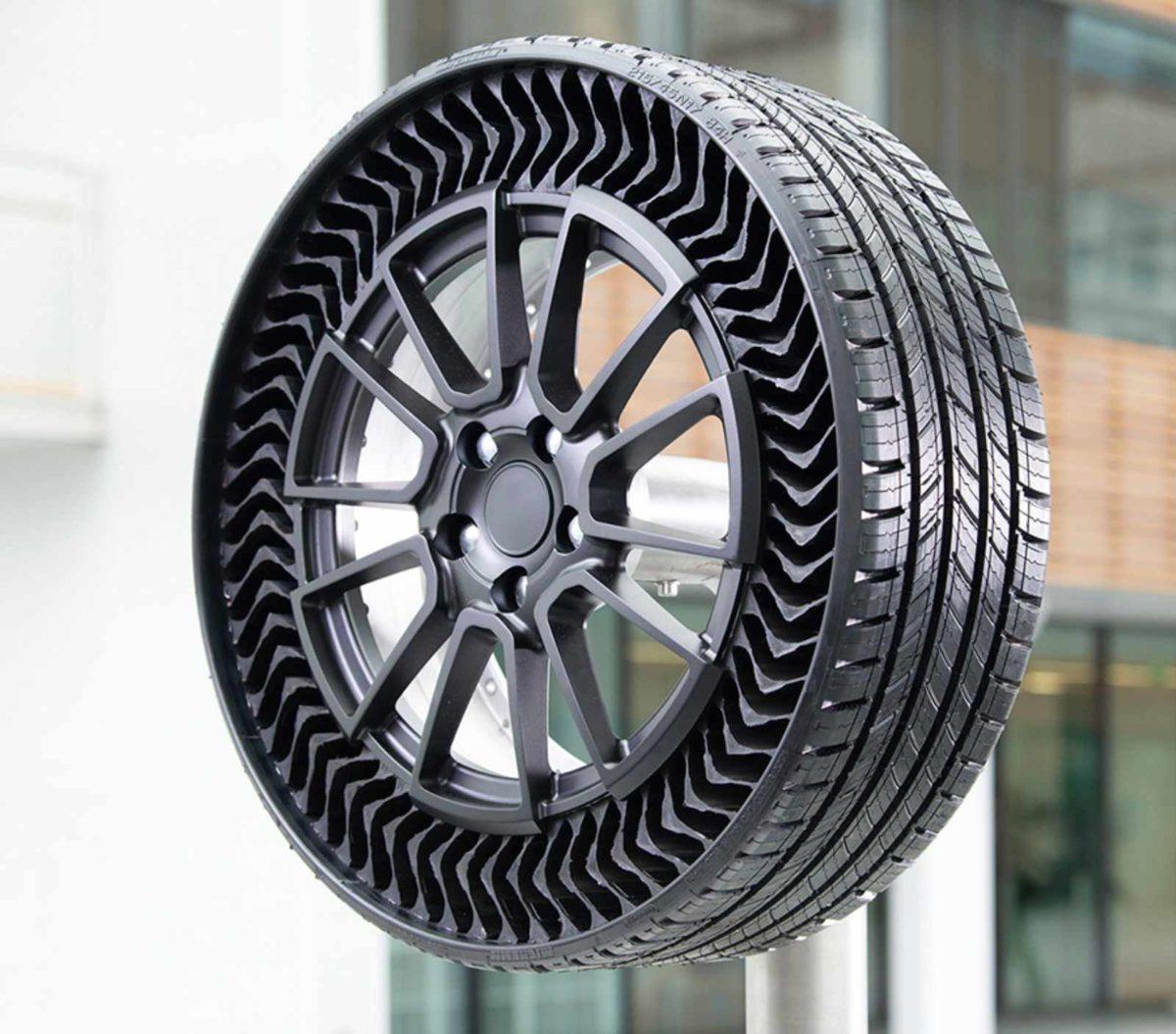 Airless tyre2