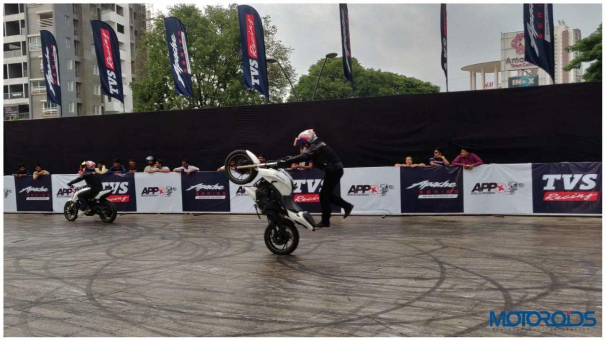 Apache Stunt event 5