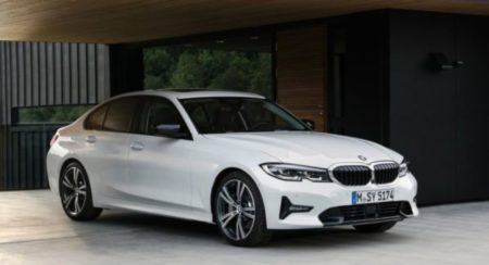 BMW G20 3-series front quarter featured
