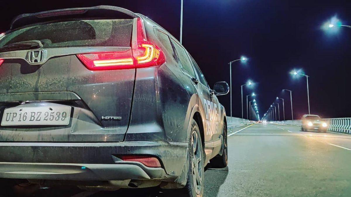 CRV Honda Drive